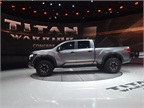 Nissan Titan Warrior concept pickup