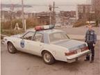 1981 Dodge Diplomat Photo courtesy of Seattle Metropolitan Police