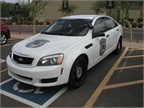 This is the Chevrolet Police Caprice.