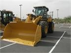 Here is a Caterpillar 966K Wheel Loader.