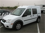 Pictured is a Ford Transit Connect XLT.
