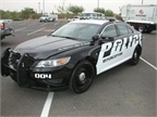 This is Ford s Police Interceptor.