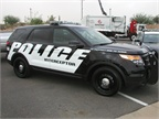 Here s the SUV model of the Ford Interceptor.