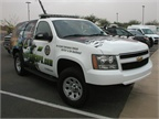 Patrol Power brought this customized Chevrolet.