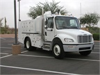 Southwest Products (SWP) brought this Freightliner 585 equipped with a