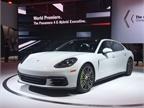 2017 Porsche Panamera 4E Executive hybrid