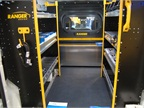 Ranger Design s ProMaster City included a Contractor Package upfit