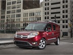 The ProMaster City will be offered in cargo and Wagon versions.