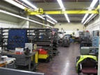 This is the machine shop.