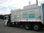 This City of Richmond s Department of Public Works had a CNG-fueled
