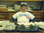 Though his L.A. Dodgers occasionally let him down, he had season