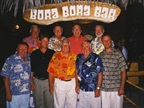 Without a doubt, an annual trip Ed took to Kona, Hawaii with fleet