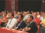 Attendees were able to benefit from two full days of educational