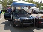 Dodge Charger with Code 3 lighting and Custom Signal radar,