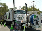 VacCon single engine CNG sewer truck courtesy of MME