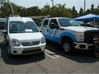 Transit Connect CNG and Ford F250 CNG