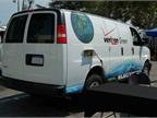 Via extended-range electric Chervolet Express cargo van