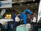 GreenKraft Inc. s booth.