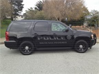 About half of South San Francisco Police Department s vehicle fleet