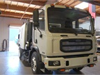 This Schwartze sweeper runs on diesel, but it s also available with a