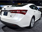 For the all-new Toyota Avalon, the automaker reduced the vehicle s