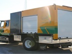 Hybrid Sewer Truck City of Fort Wayne, Ind., designed and built a