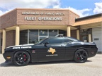 High-Speed Show Car The Texas Highway Patrol Division's fleet of