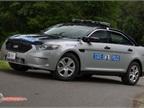Virginia State Police s Ford P.I. sedan