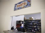 The county has outsourced parts management for nearly 20 years.