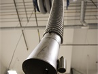 The indoor exhaust evacuation system along with carbon dioxide