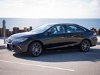 This Camry XSE is powered by a 3.5-liter V-6 mated to a six-speed