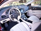 The base model 200C includes seat heating, a leather-wrapped steering