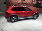 Volkswagen Tiguan Active Concept compact SUV