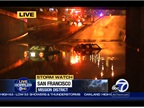 California Hit by Flash Floods