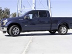 Driving the 2015 Ford F-150