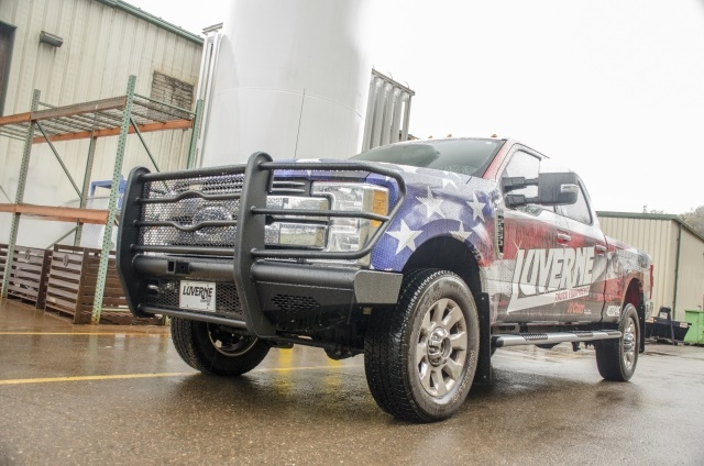 <p><em>Photo of Journeyman replacement bumper courtesy of Luverne Truck Equipment.</em></p>