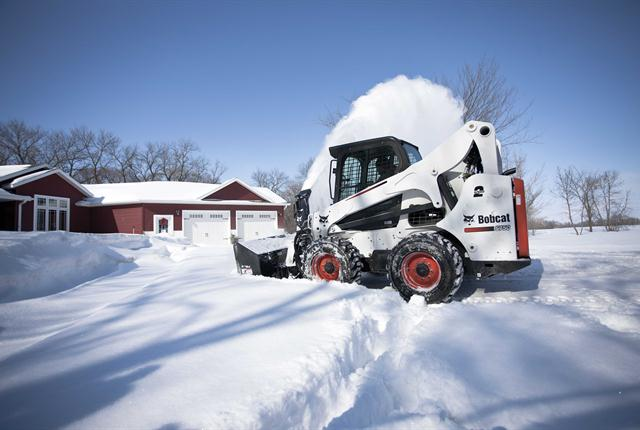 <p>S750 skid-steer loader.<em> Photo courtesy of Bobcat</em></p>