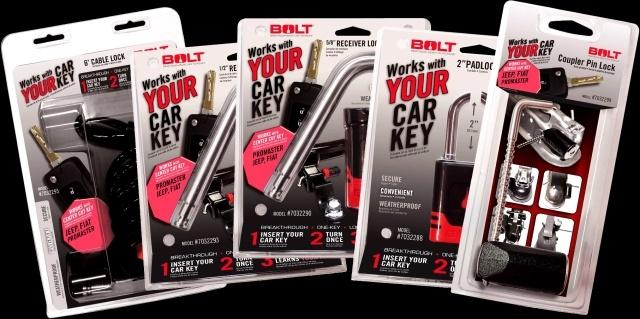 <p>BOLT Locks are now available for Ram ProMaster vans.</p> <p><em>Photo courtesy of BOLT Lock</em></p>