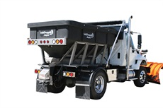 <p>Buyers Products' SaltDogg SHPE6000 salt spreader</p>