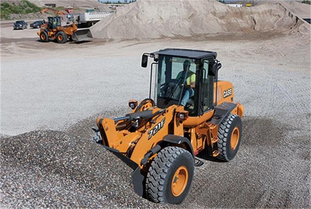 <p>Case 721F wheel loader. <em>Photo courtesy of Case</em></p>