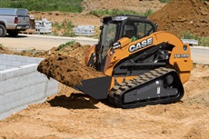 <p>Case TV380 Alpha Series Compact Track Loader</p>