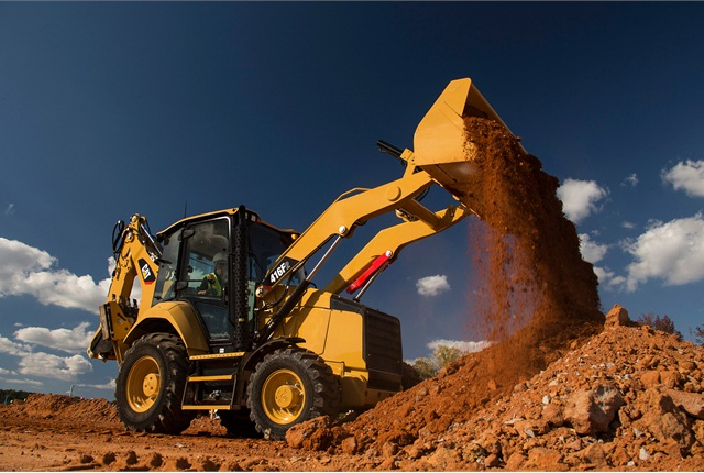 <p>416F2 <em>Photo courtesy of Caterpillar</em></p>