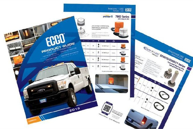 <p>The 2013 ECCO Product Guide features more than 20 new products. </p>