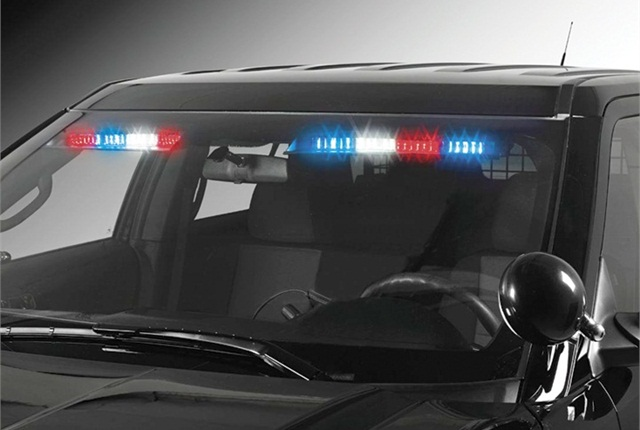 Spectralux Ils Lightbar Federal Signal Products Law Enforcement Government Fleet