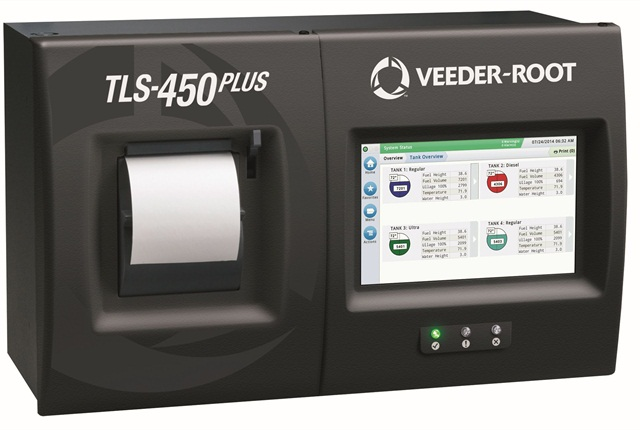 Tls 450plus Tank Gauge System Veeder Root Products