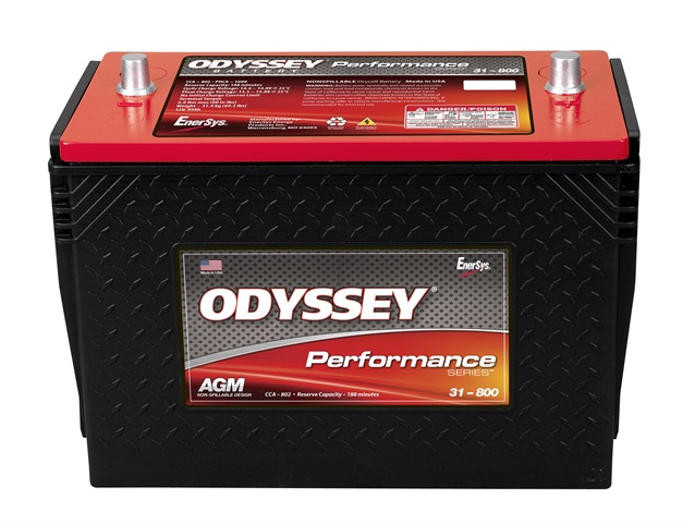 <p>Odyssey <span>Performance Series 31-800 battery. </span></p>