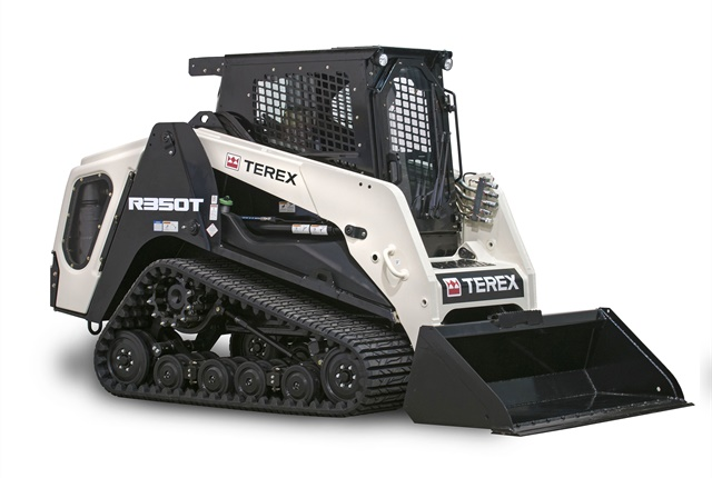 <p>R350T; <em>photo courtesy of Terex.</em></p>