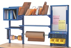 <p><span>Fully customizable to individual workstations and specific tasks, the ergonomic Workbench Accessory System includes a wide variety of options.</span></p>