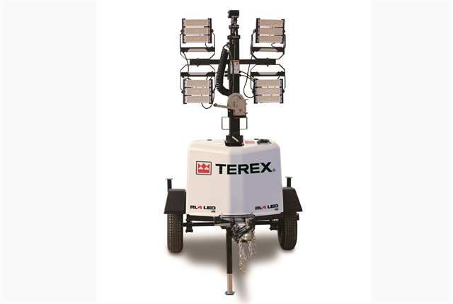 Rl4 Led Light Towers Terex Products Operations