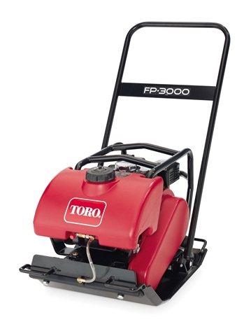 <p>Toro FP-3000 plate compactor</p>